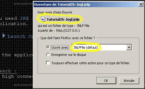 JWS/JNLP : Guide